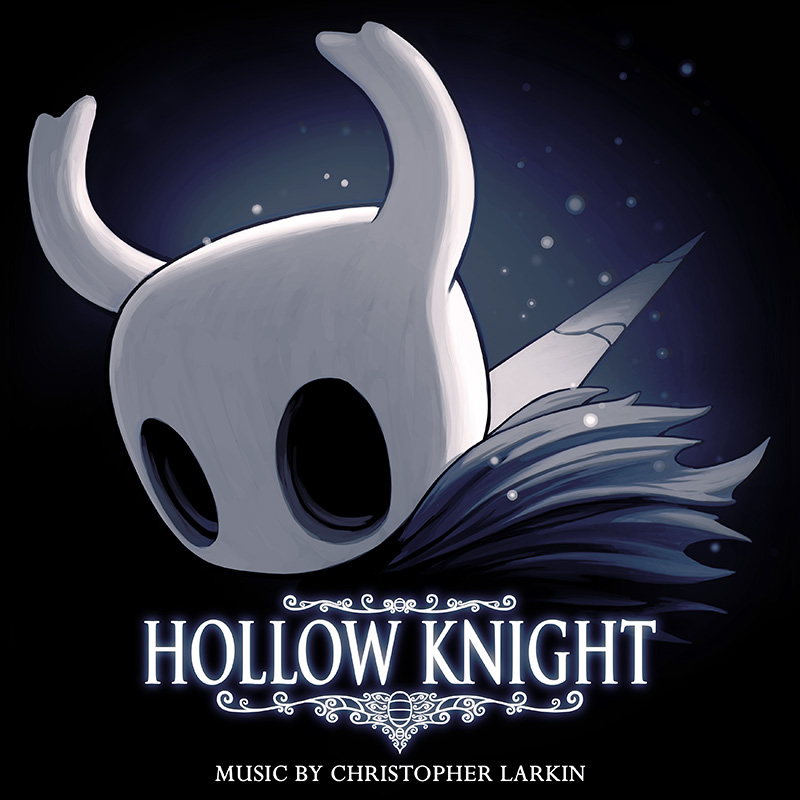 Hollow Knight OST Album Art