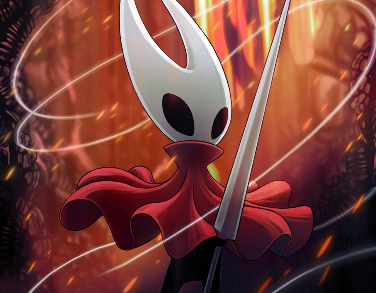 Hollow Knight:Silksong
